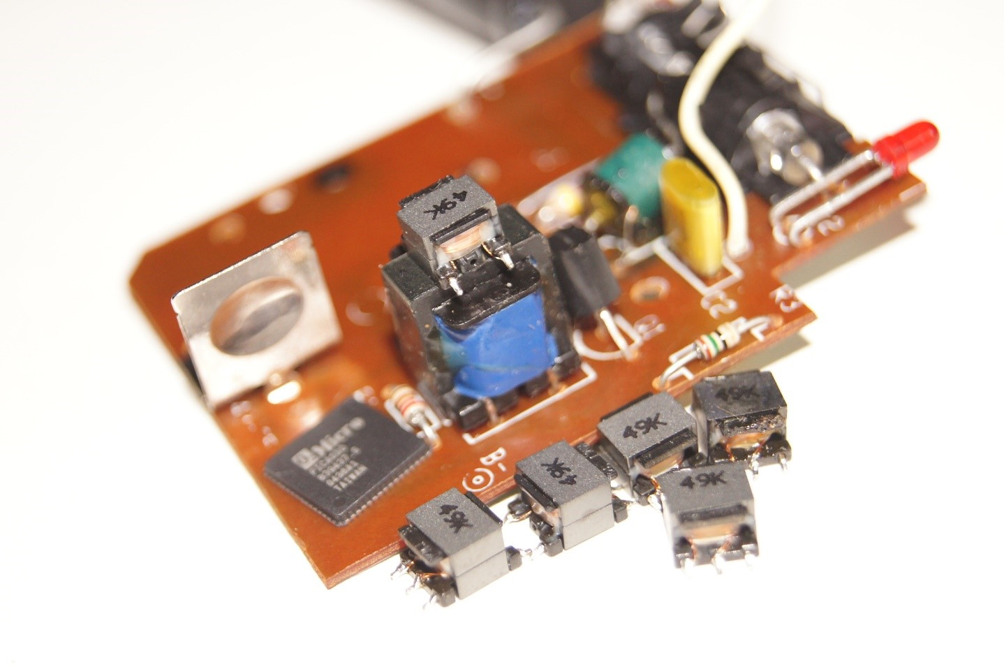 Photoflash Charger Ic Patent Video And Blocking Oscillator Flyback Camera Flash Circuit Further Disposable Seeteck Tan